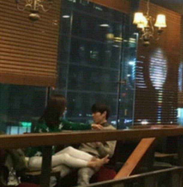 infinite sunggyu dating rumors