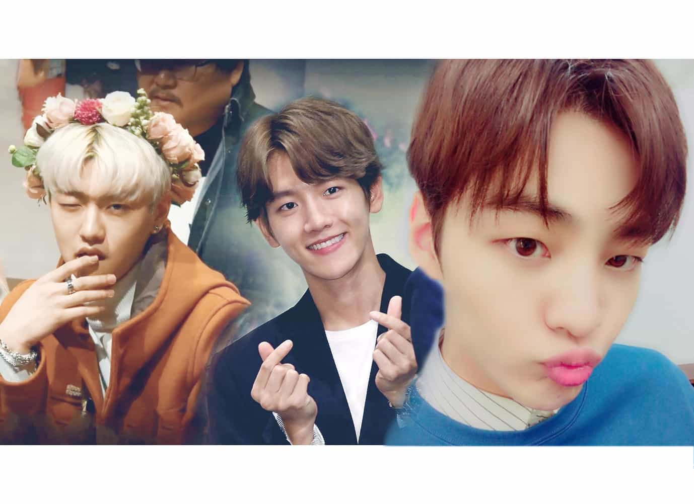 5 Korean Male Celebrities Fulfilling Fans 3 Most Popular Requests Through SNS