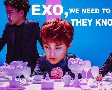 EXO Superpowers Hidden In Dances