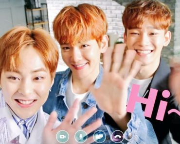 Funny secret behind EXO CBX self camera broadcasts