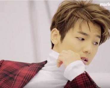 K-POP male BEST IDOL ACTOR