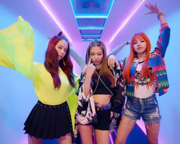 BLACKPINK As If It's Your Last Tops Worldwide iTunes Chart