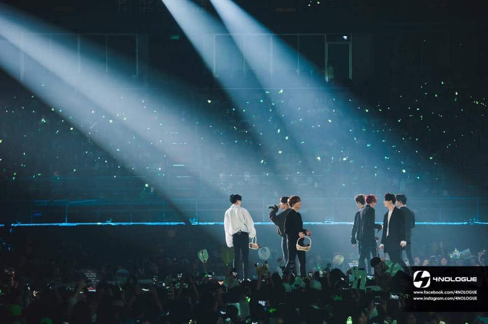 GOT7 NESTIVAL Tour 2017 Took Over Thailand