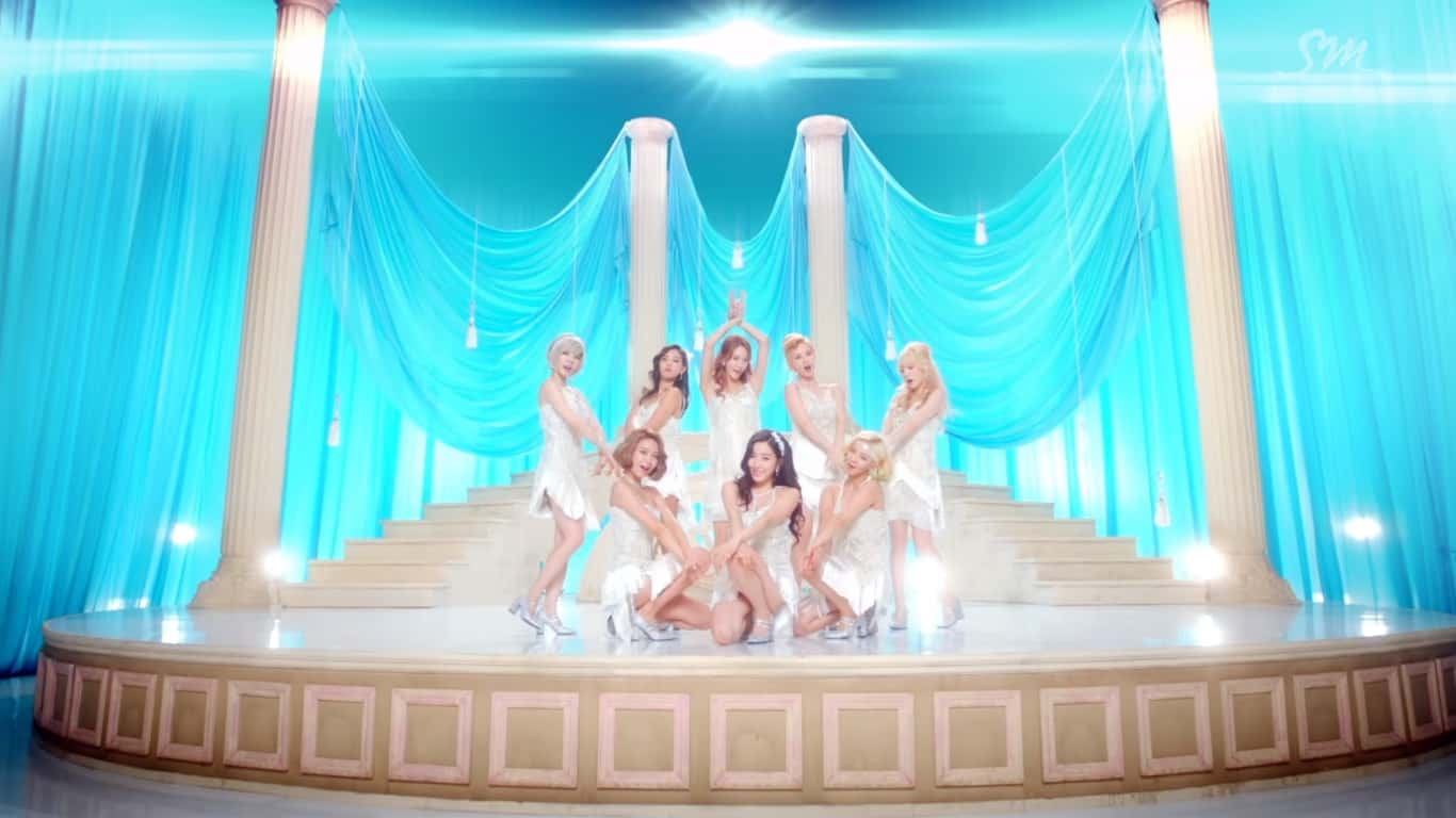 Girls Generation Comeback Preparations Are In Final Stages