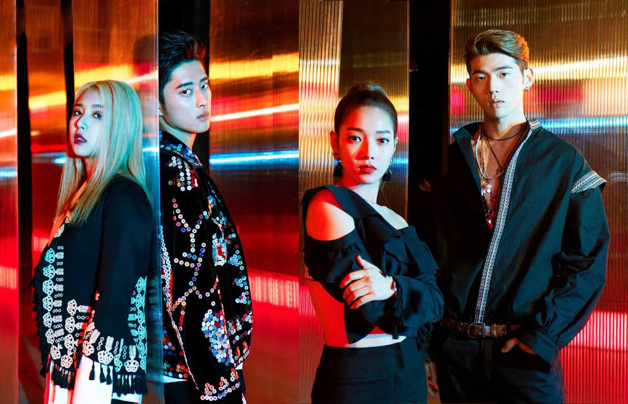 Kpop Group: KPop Group KARD Debut In July To Heat Up Your Summer