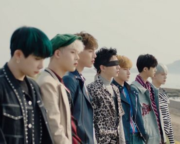 MONSTA X Shine Forever Repackage Hits 500k Views In Three Hours