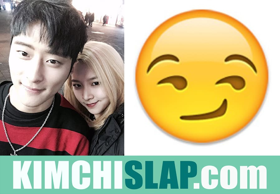 K-Pop Idols As Emoji In Real Life