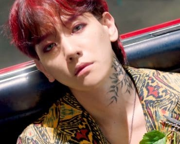 2017 EXO The War Comeback Baekhyun Teaser For KoKoBop Is Revealed