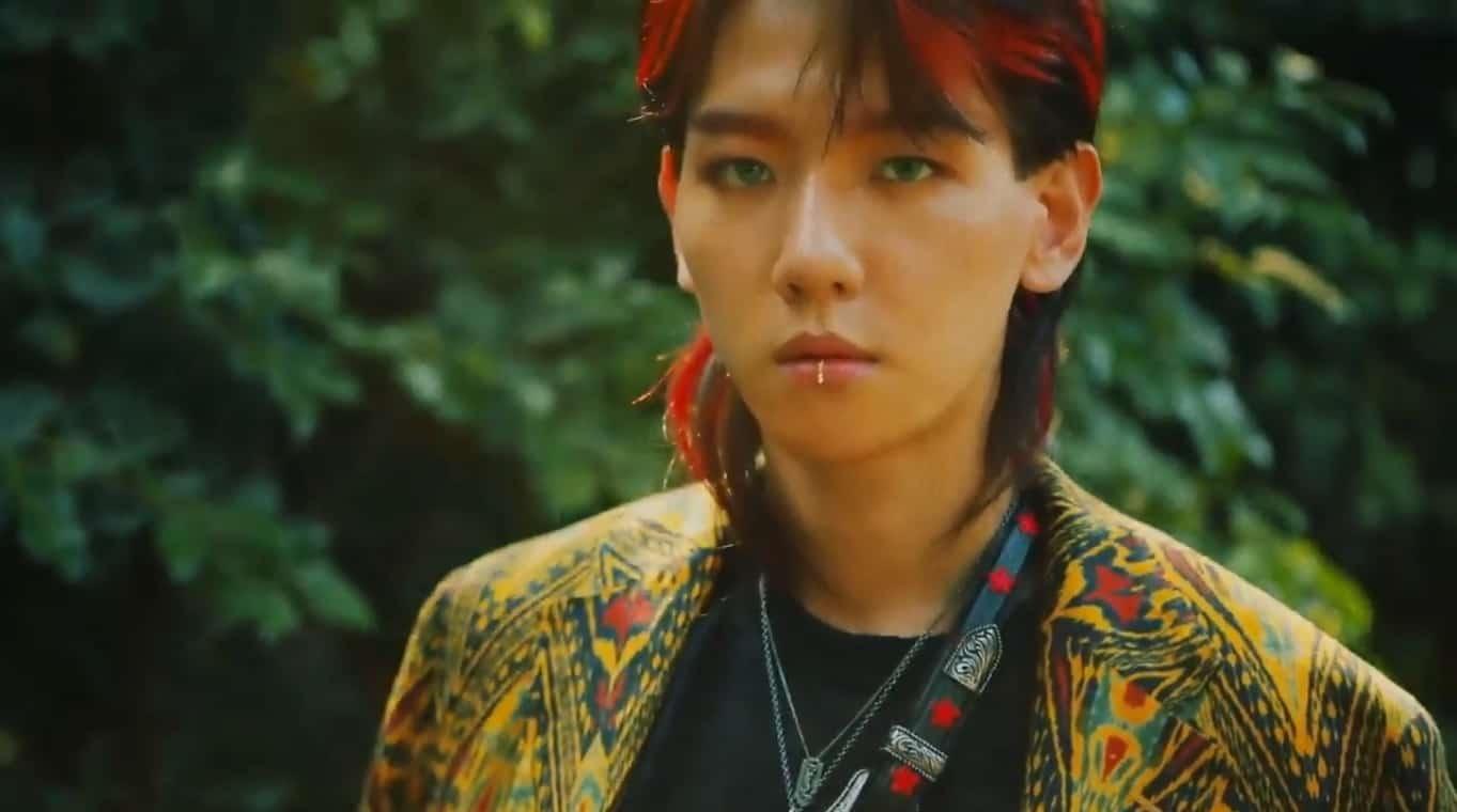 2017 EXO The War Comeback Baekhyun Teaser