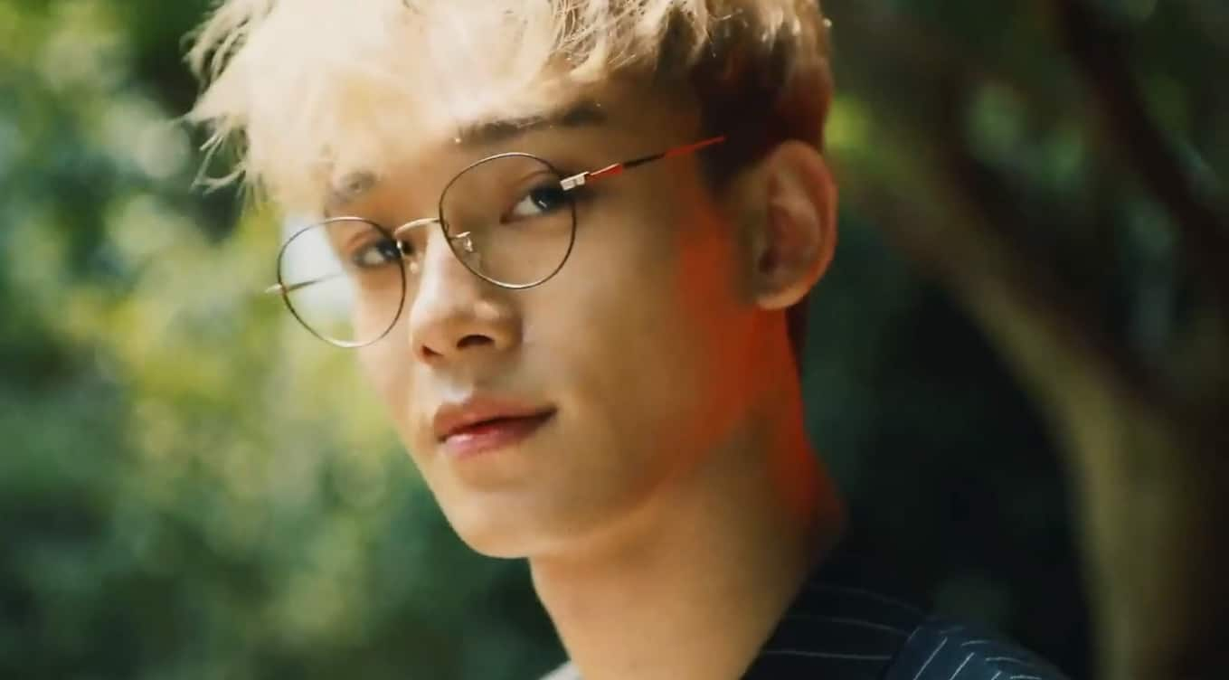 2017 Exo The War Comeback Chen Teaser For Ko Ko Bop Has