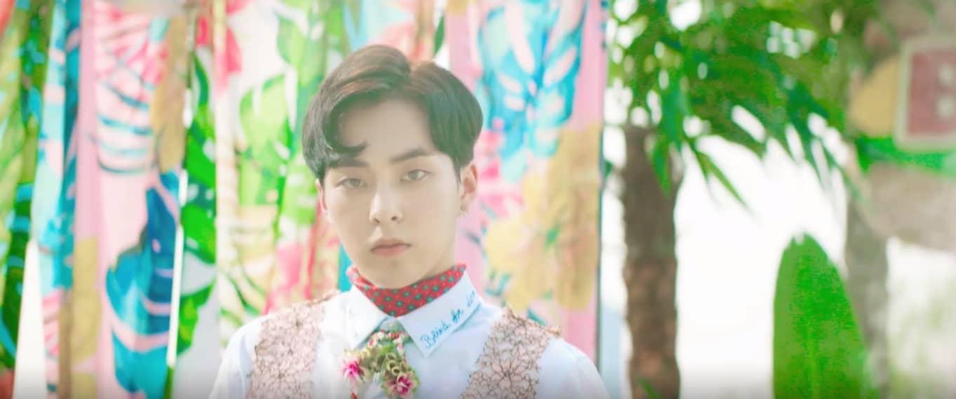 2017 EXO The War Comeback Xiumin Teaser