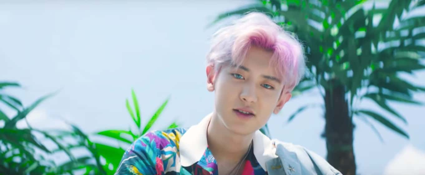 2017 EXO The War Comeback Chanyeol Teaser For KoKoBop Is Out