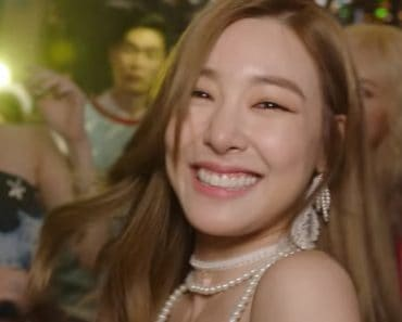 2017 Girls Generation Holiday Night Comeback Tiffany Teaser