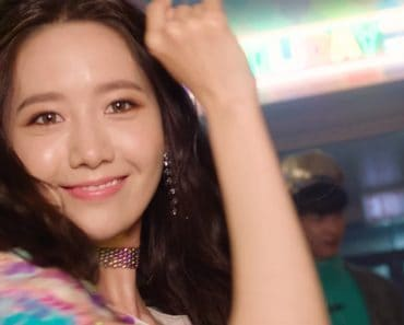 2017 Girls Generation Holiday Night Comeback YoonA Teaser