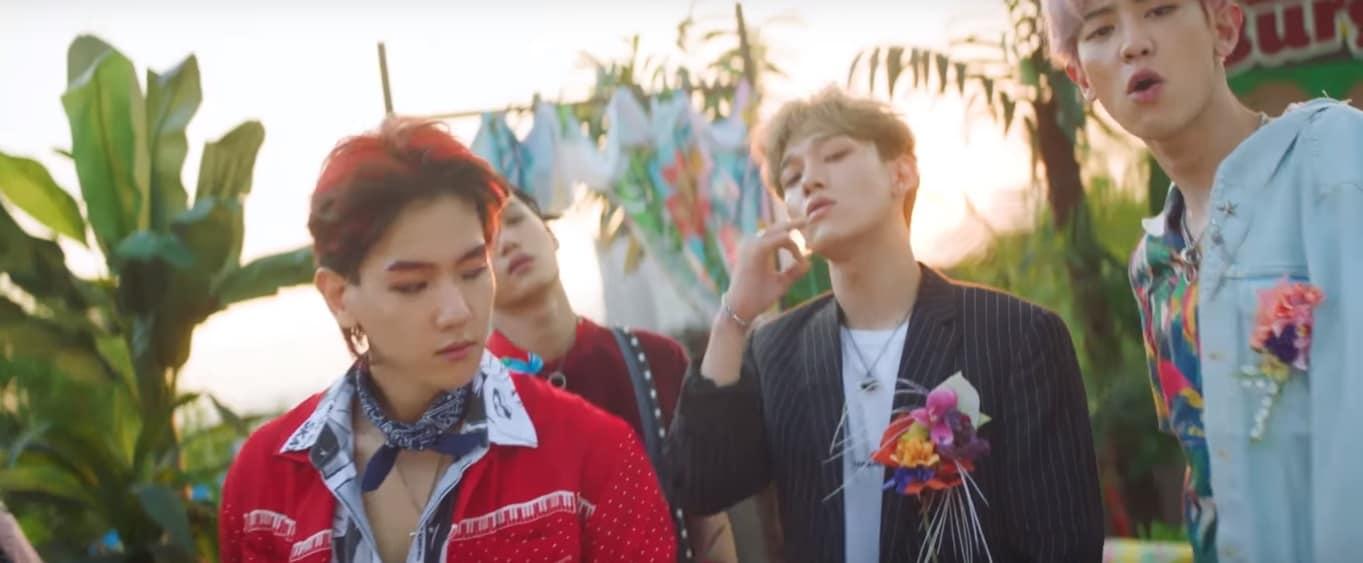 2017 EXO The War Comeback Chen Teaser For Ko Ko Bop