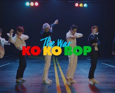 EXO THE WAR Ko Ko Bop 2017 Comeback MV Teaser