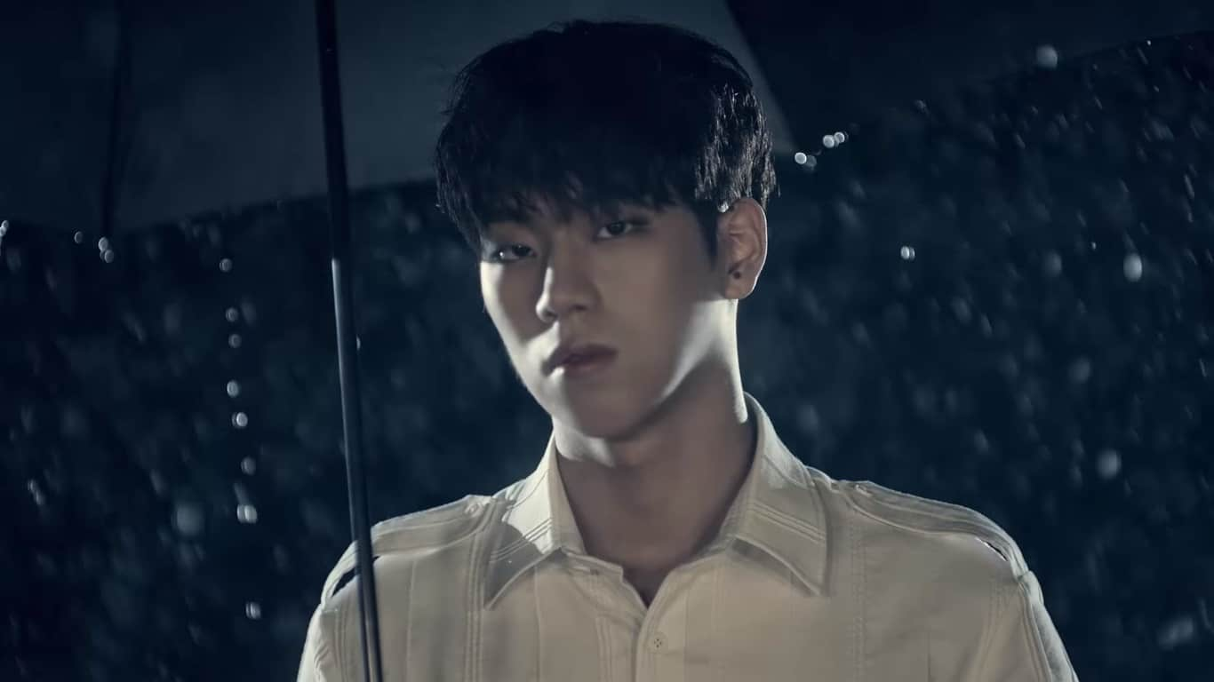 KNK Rain MV For Gravity Completed Repackage Album