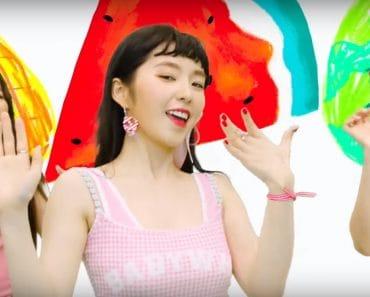 Red Velvet Comeback Red Flavor