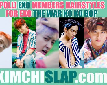 Which EXO Member Hairstyle Shook You The Most