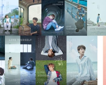 BTS Love Yourself Posters Translation