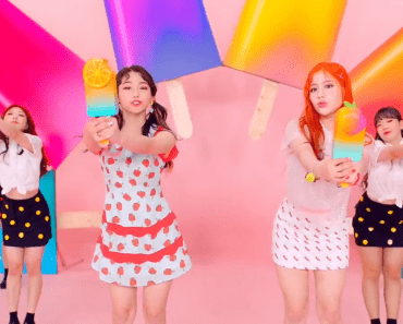 Gugudan 5959 debut 2017 Ice Chu