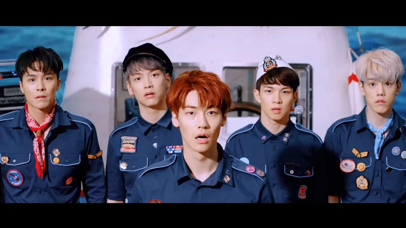 N Flying Comeback The Real With New Member Yoo Hweseung