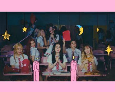 Red Velvet Released Rebirth MV