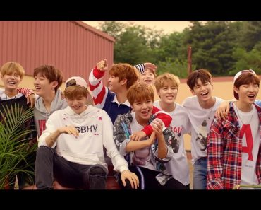 WANNA ONE Energetic Debut MV