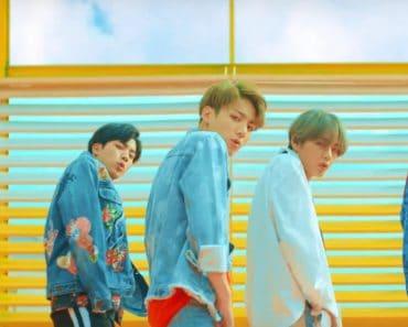 BTS Released DNA MV