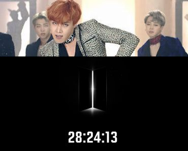 BTS Starts A Countdown On Big Hit Website