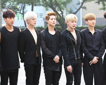 MONSTA X Signs Endorsement Deal With KAPPA