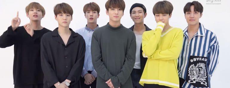 BTS Japan Comeback Date
