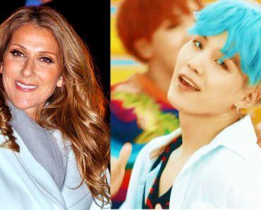 BTS Suga Called Celine Dion Noona
