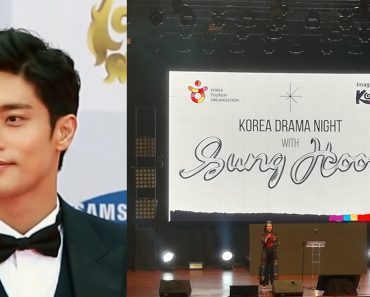 KOREA DRAMA NIGHT WITH SUNG HOON