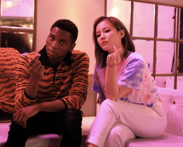 Lee Hi and Gallant in Seoul Music