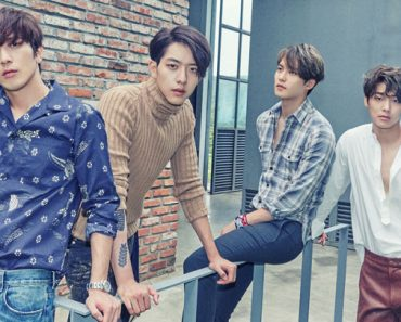 CNBLUE 8 Years Anniversary