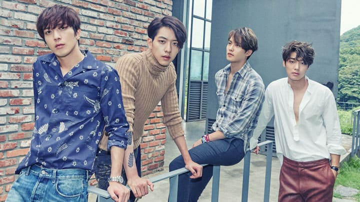 Reasons Why You Shouldn't Sleep On CNBLUE