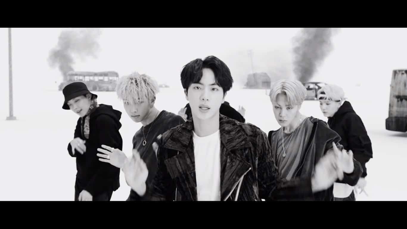BTS Mic Drop ft Steve Aoki Collaboration MV