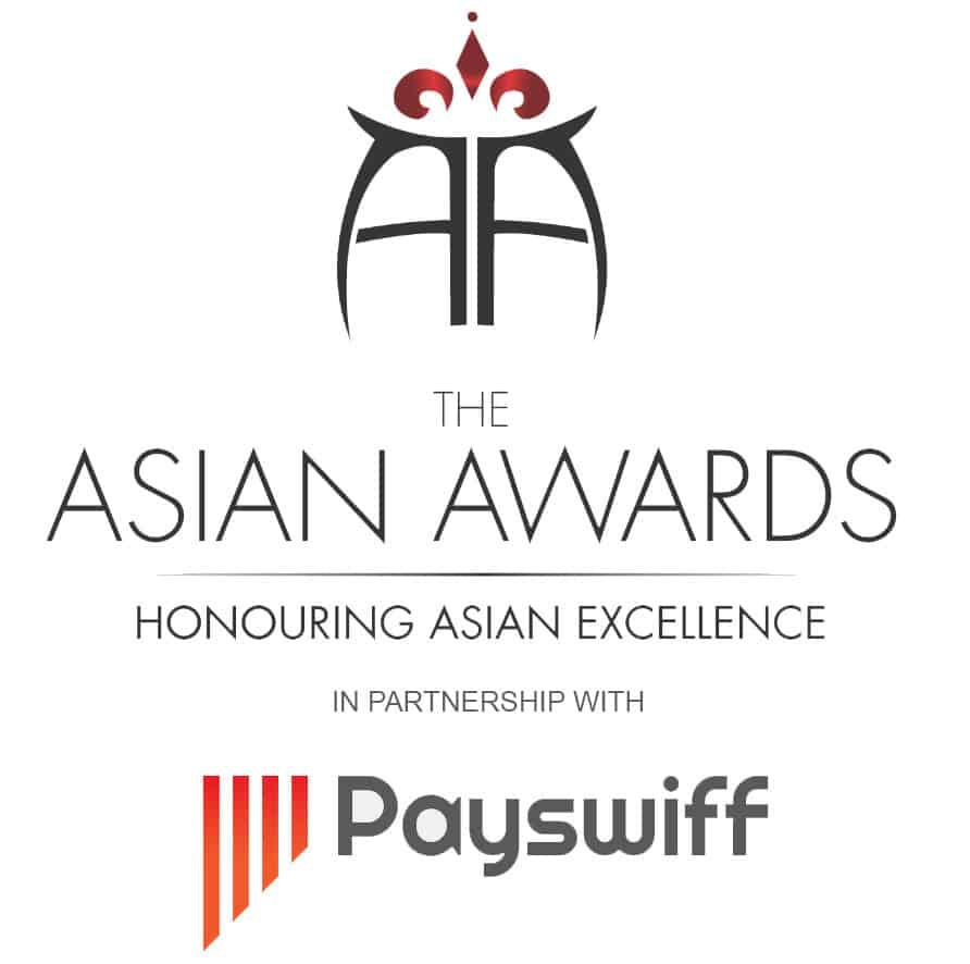 Asian Awards Payswiff Logo