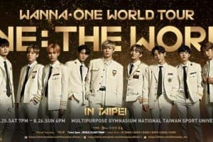 WANNA ONE World Tour in Taipei