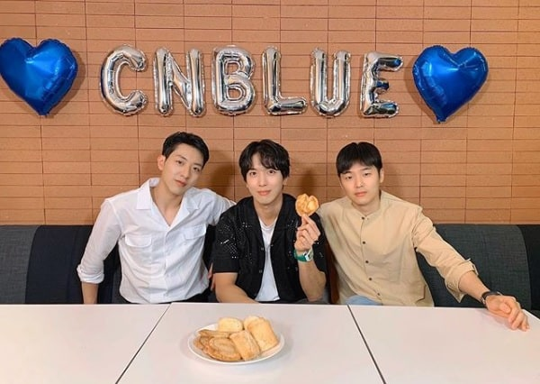 CNBLUE Is Returning from the military